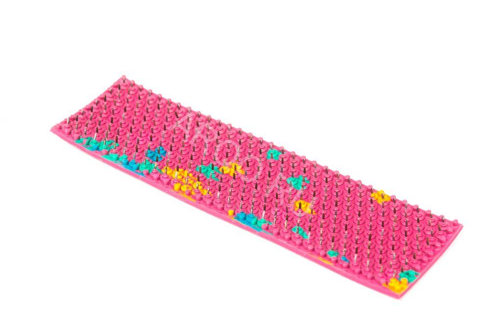 «Спутник» (шаг игл 6,2 мм; размер 60 х 180 мм), аппликатор Ляпко (тип аппликатора: Коврик - плоский)